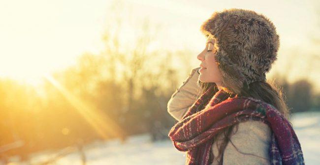 soak in the sun during winter